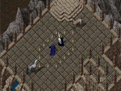 Avatar et Dirigo en plein duel à Delucia.