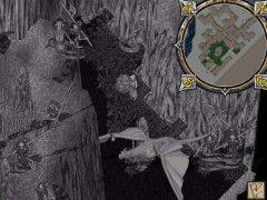 Le donjon Terathan vu par un fantôme.
